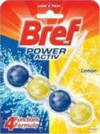 BREF POWER ACTIVE ΘΗΚΗ LEMON 50GR