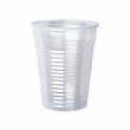 Πλαστικό Ποτήρι Νερού 50τμχ (250ml)