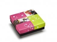 Κουτια Ζαχαροπλαστικής - Αρτοποιίας Κ6, 1kg