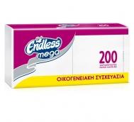 ENDLESS Χ/Π MEGA 2PAC ΛΕΥΚΗ 200Φ
